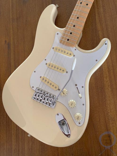 Fender Stratocaster, '72, Olympic White, 2013