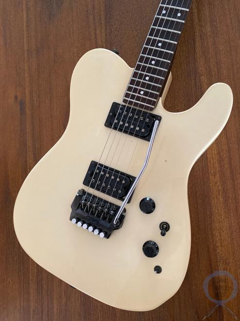 Fender Telecaster, BOXER, HH, Tremolo, White, 1985, RARE MODEL