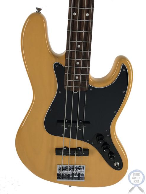 Fender Jazz Bass, American STD 2004, Butterscotch Blonde Ash