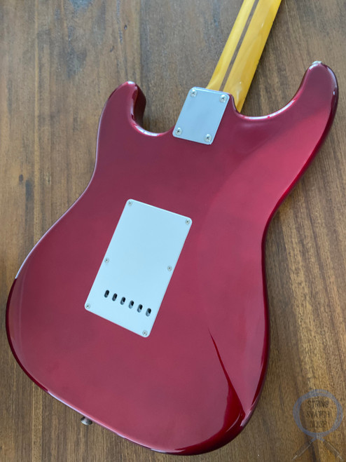 Fender Stratocaster, '57, Old Candy Apple Red, 2012, Near Mint Condition