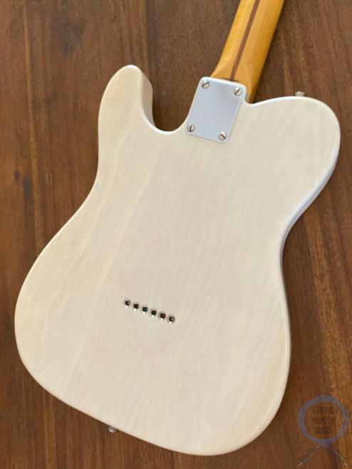 Fender Telecaster, '52, US Blonde, 1997, RARE V Neck Profile, USA Pickups