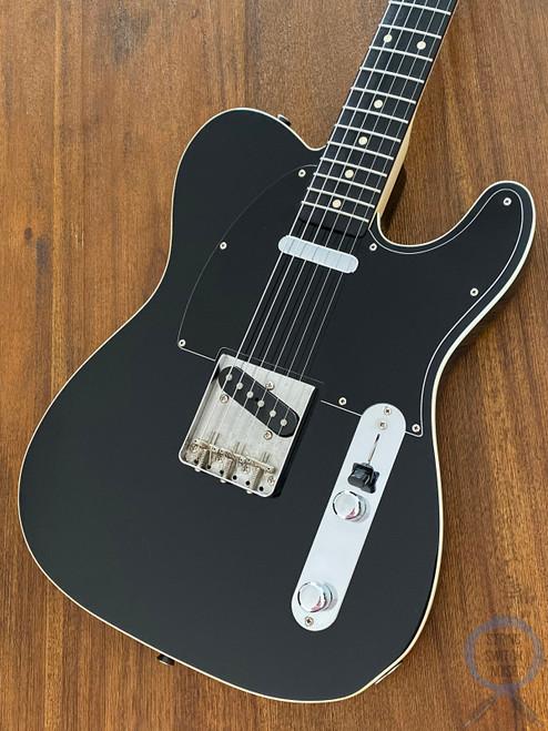 Fender Telecaster, '62 Bound, Black, RARE, 2010, Texas Special Pickups