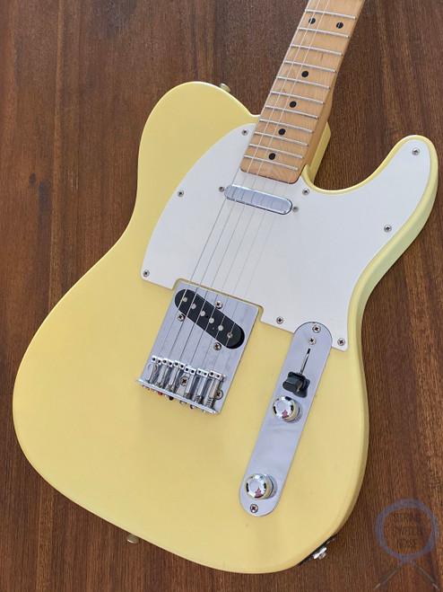 Fender Telecaster, Blonde, White Guard, 1994