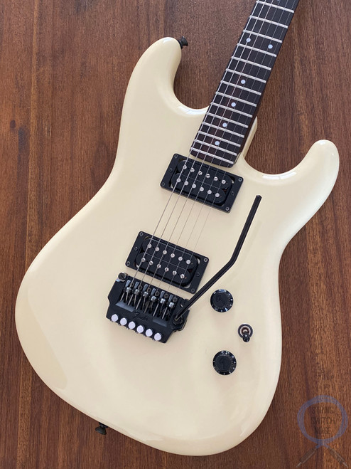 Fender Stratocaster, BOXER, HH, White, 1984, RARE MODEL