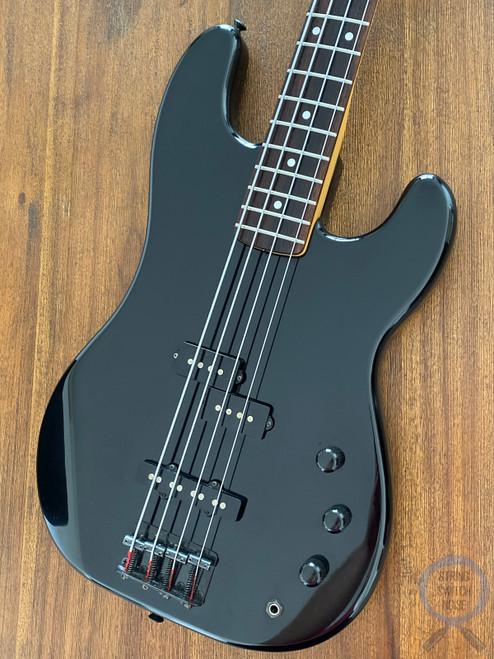 Fender Jazz Bass, Special, 1986 Vintage, P/J Pickups, Black