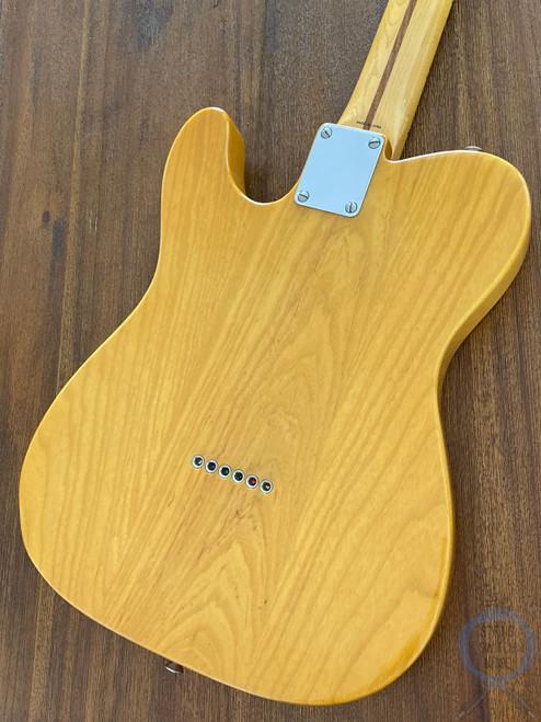 Fender Telecaster, '52, Vintage Blonde, 1985, USA Vintage Pickups