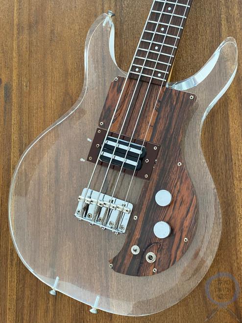 Greco, Dan Armstrong, APB-1000 Bass, Lucite, 1990, RARE