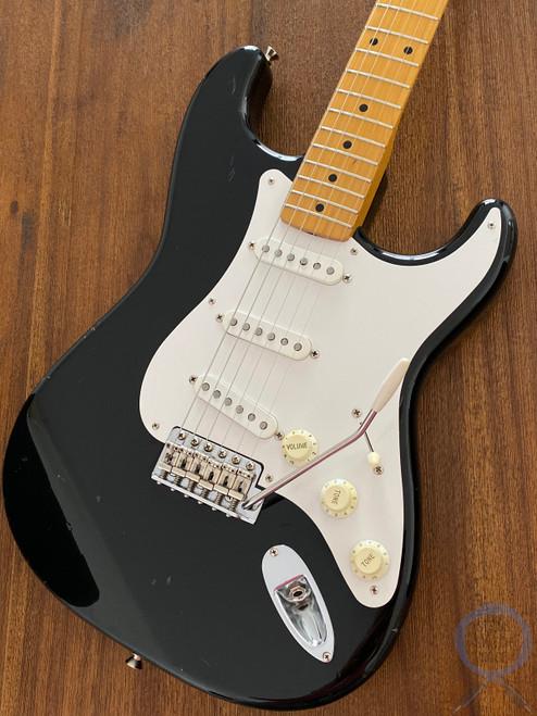 Fender Stratocaster, '57, Black (Tuxedo) 2006, USA Texas Special Pickups