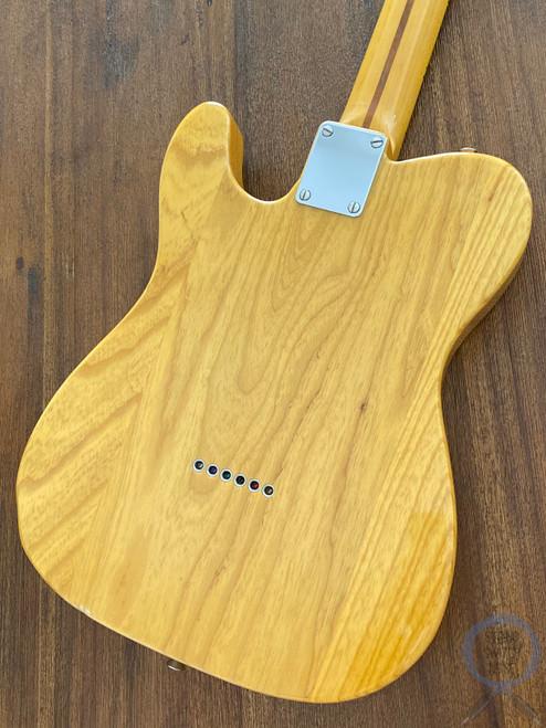 Fender Telecaster, '52, Vintage Natural Ashwood, 2013, USA Pickups
