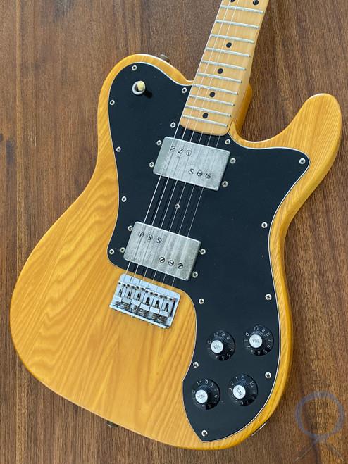 Fender Telecaster Deluxe, '74, RARE 1984 E Serial, Ashwood, Hard Case