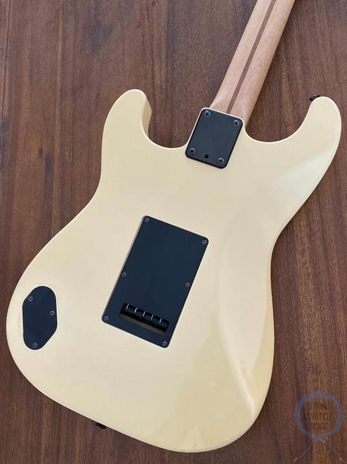 Fender Stratocaster, White, BOXER Super Strat, 1984