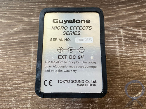 Guyatone VT3, Vintage Tremolo, Made In Japan, 1980's, Vintage Guitar Effect Pedal