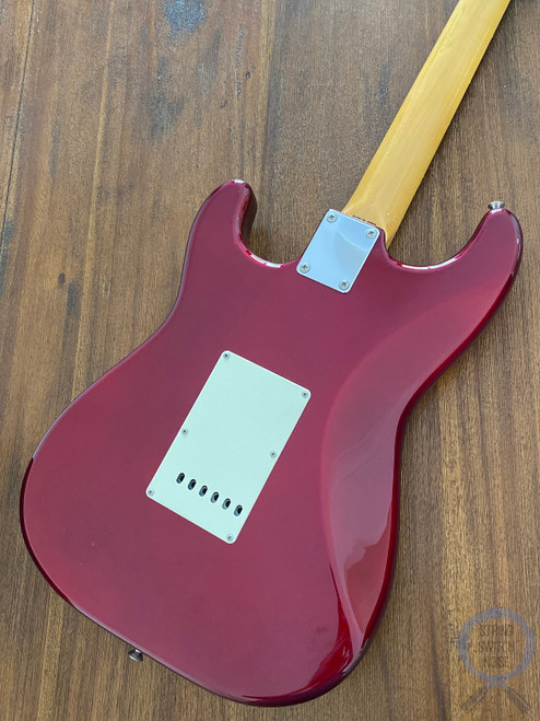 Fender Stratocaster, '62, Old Candy Apple Red, 2013, Near New