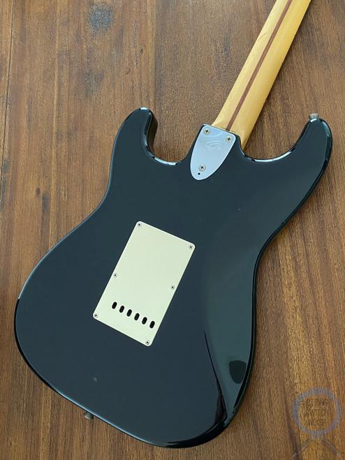Fender Stratocaster, '72, Black (Tuxedo), 2004, USA Vintage Pickups