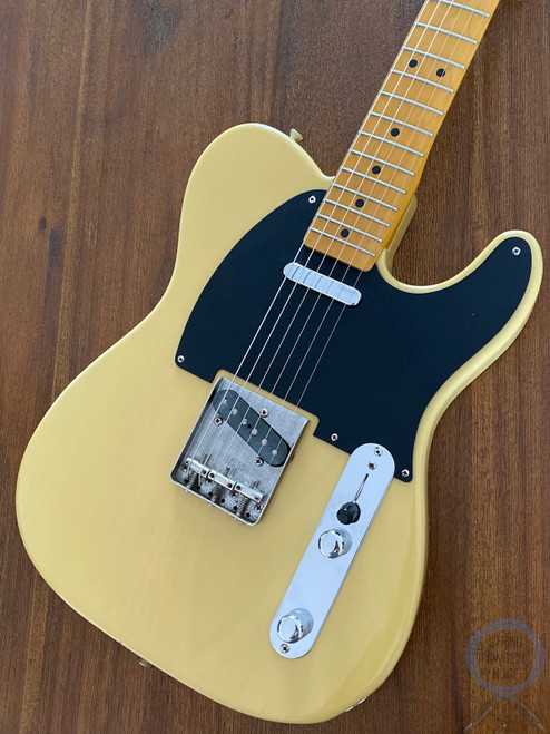 Fender Telecaster, '52, Off White Blonde, 2012, Ashwood