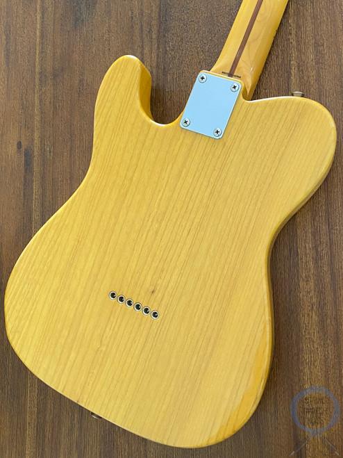 Fender Telecaster, '52, Natural Blonde, Ashwood, 2011, USA UPGRADES
