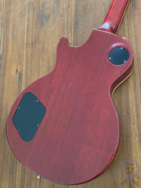 Gibson Les Paul, Standard, Trans Amber, USA, 2005, OHSC