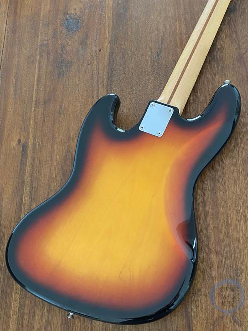 Fender Jazz Bass, Three Tone Sunburst, 2008 Model