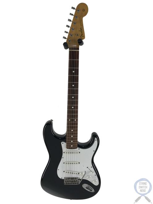 Fender Stratocaster, '62, Black, 1983, RARE JV Serial, Collector