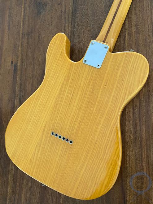 Fender Telecaster, '52, Natural Blonde, 1999, RARE V Neck, USA Pickups