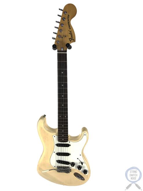 Fender Stratocaster, '72, Vintage White, 1982, RARE JV Serial, USA Pickups
