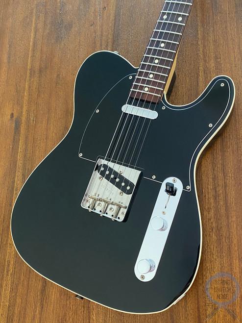 Fender Telecaster, '62 Bound, Black, RARE, 2004, Texas Special Pickups