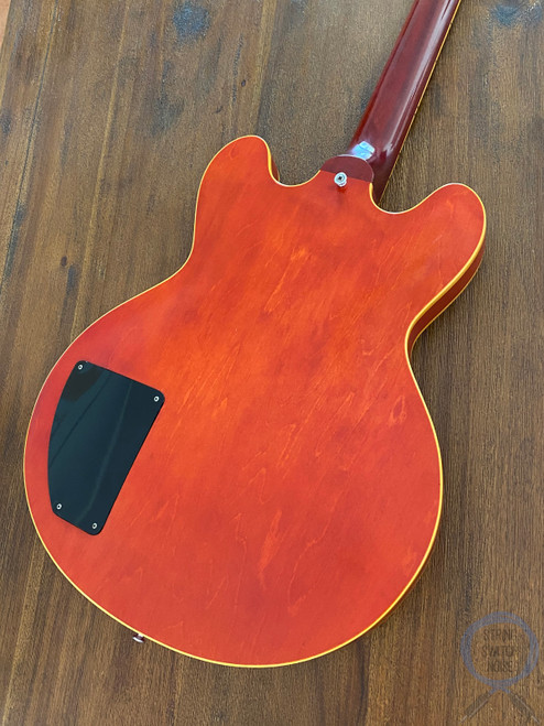Gibson ES333, DOT, Cherry, USA, 2003, Hard Case