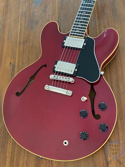 Gibson ES335, DOT, Cherry, USA, 1988, OHSC