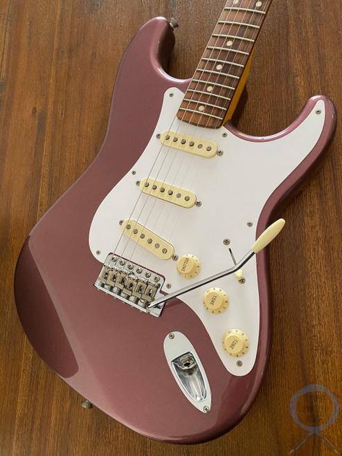 Fender Stratocaster, '62, Burgundy Mist, RARE, 2007, USA Texas Pickups