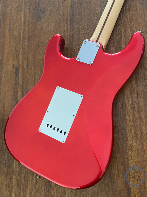 Fender Stratocaster, Candy Apple Red, 2012, Excellent Condition