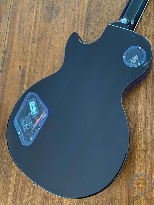 Gibson Les Paul, Robot, LTD Blue Silverburst, USA, OHSC, 2007