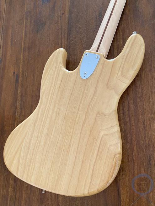 Fender Jazz Bass, Traditional '70's, Natural Ashwood, 2019, AS NEW