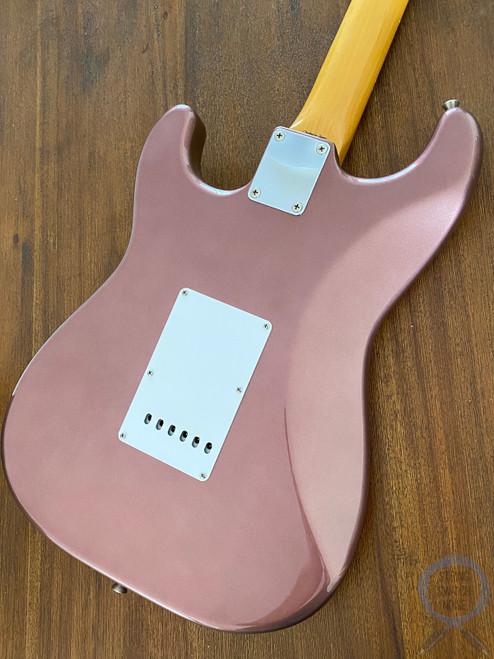 Fender Stratocaster, '62, Burgundy Mist, RARE, 1999, USA Texas Pickups