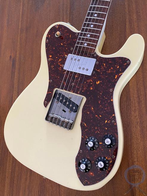 Fender Telecaster Custom, Vintage White, 1985, (Custom Order Made)