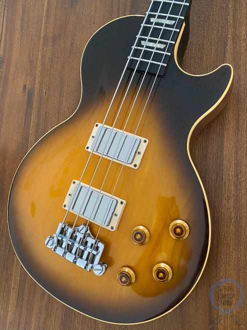 Gibson Les Paul Bass, Vintage Sunburst, USA 1992, OHSC