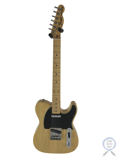 Fender Telecaster, '72, Natural Ash, 1997, Exc Condition
