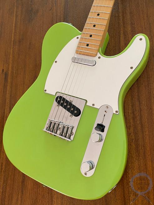 "Fender Telecaster, Seafoam Green, ""E"" Serial, 1984, Near Mint Condition"