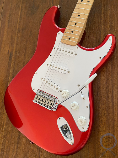 Fender Stratocaster, Candy Apple Red, 2012, Near New