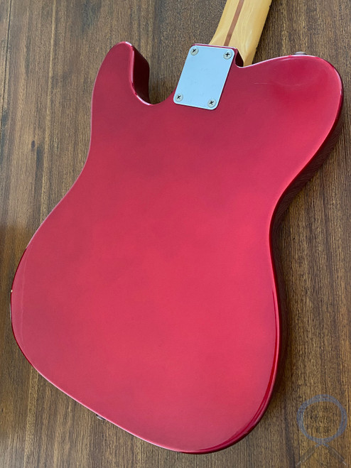 Fender Telecaster, Candy Apple Red, 1993
