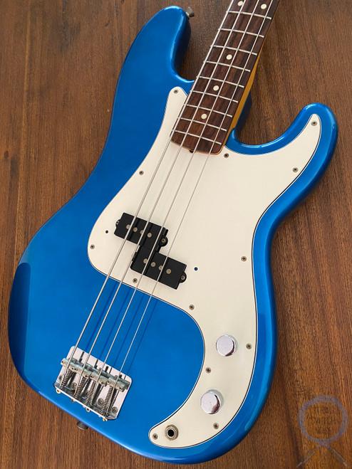 Fender Precision Bass, '62, Lake Placid Blue, 1997