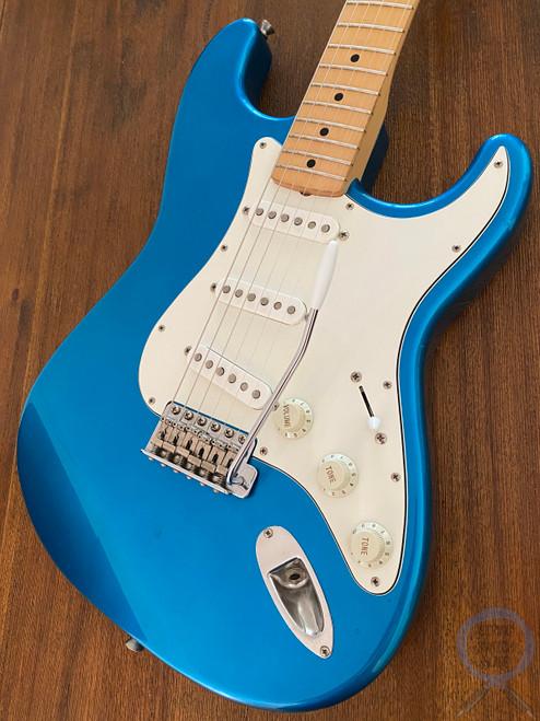 Fender Stratocaster, Lake Placid Blue, 1999