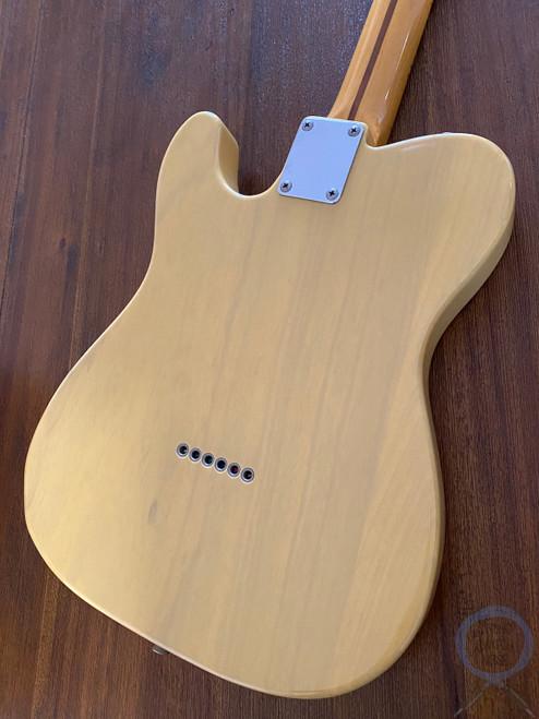 Fender Telecaster, '52, Off White Blonde, 2011, Ashwood, Near Mint