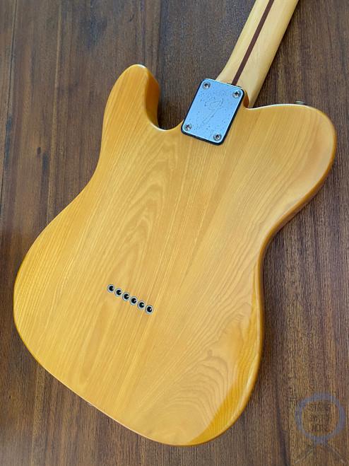 Fender Telecaster, '72, Vintage Natural, Ashwood, 1988