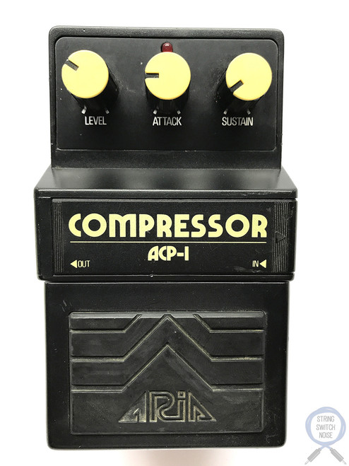 Aria ACP-1, Compressor, Made In Japan, 1979-83, Vintage Effect