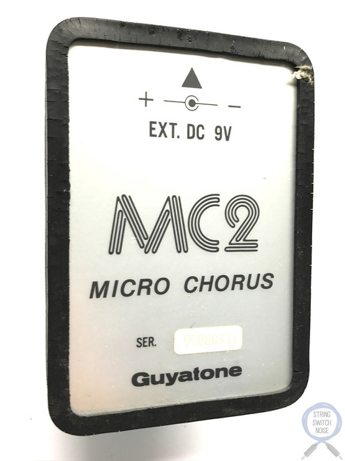 Guyatone MC2, Micro Series, Chorus, Made In Japan, 1980's, Vintage Guitar Effect