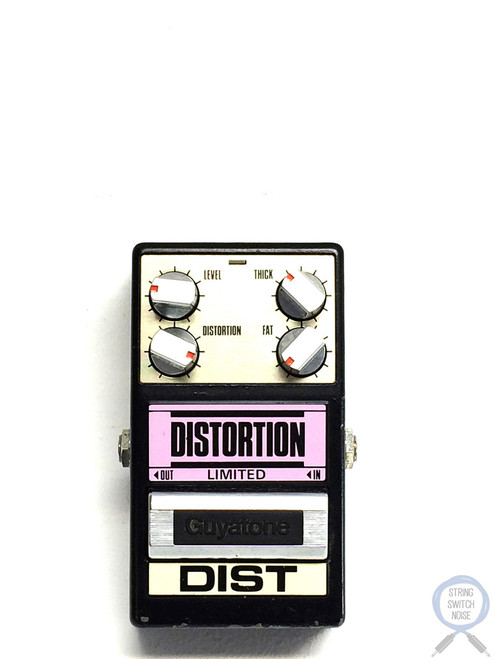 Guyatone PS-016, Distortion Limited, Made In Japan, 1980's, Guitar Effect Pedal