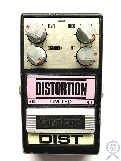Guyatone PS-016, Distortion Limited, Made In Japan, 1980's, Guitar Effect Pedal (2)