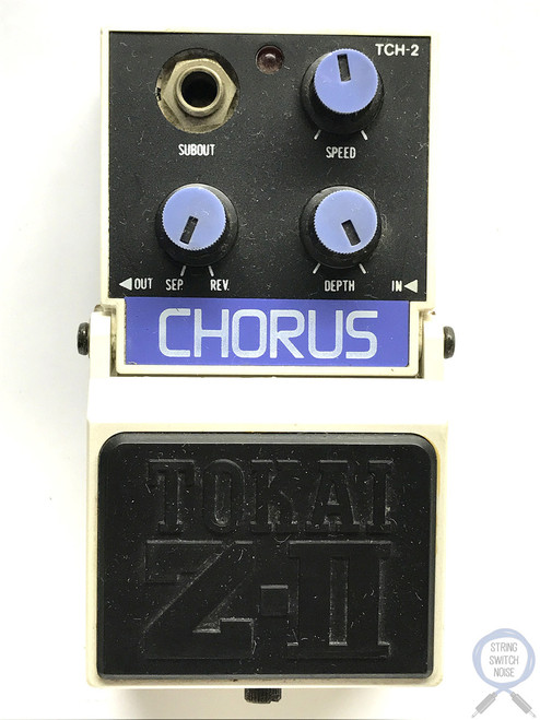 Tokai TCH-2, Analog Chorus, Z-II Super Effects series, MIJ, 1980's, Vintage