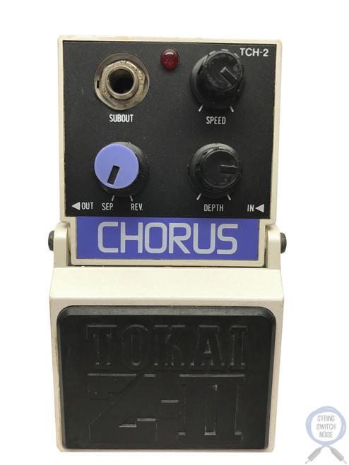 Tokai TCH-2, Analog Chorus, Z-II Super Effects series, MIJ, 1980's, Vintage (2)