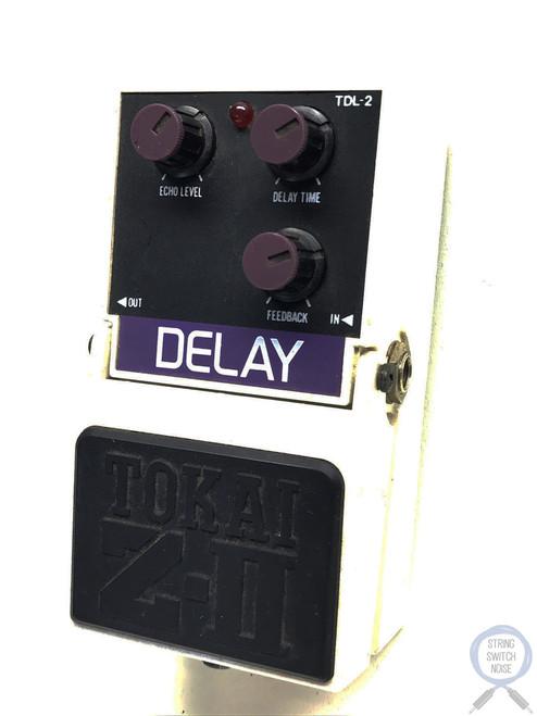 Tokai TDL-2, Analog Delay, Z-II Super Effects series, MIJ, 1980's, Vintage